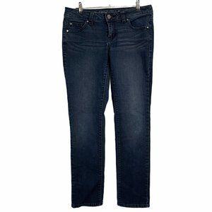 Jennifer Lopez Straight Jeans 2S 28x29